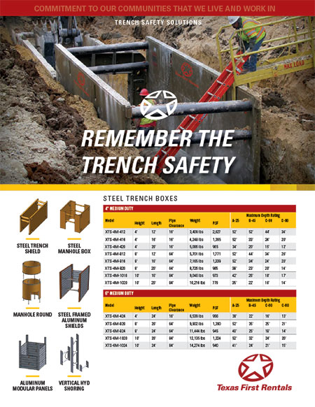 Trench Safety Solutions - English